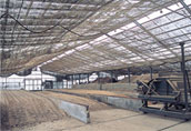 肥料センター建設